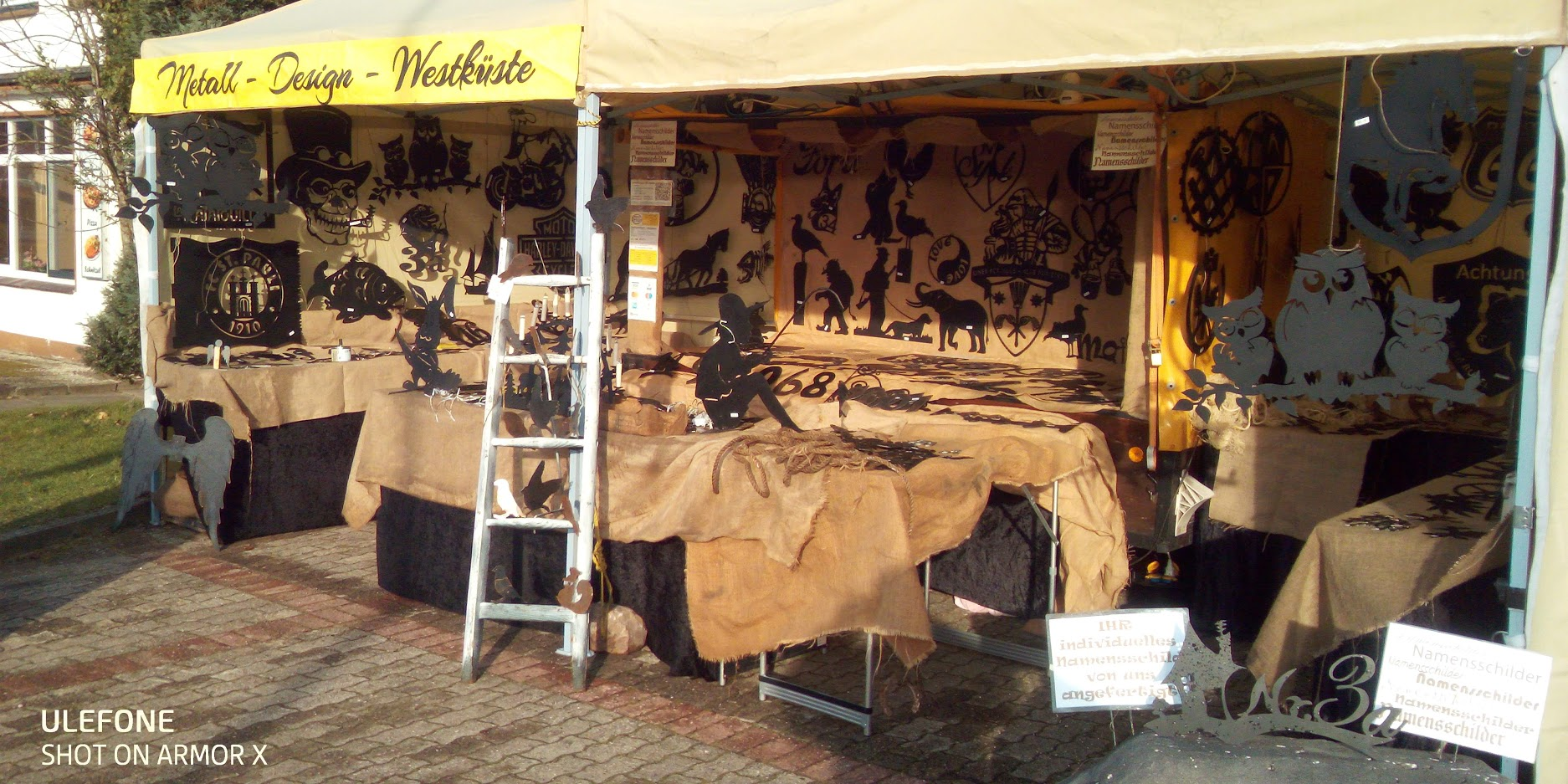 Metall-Design Westküste
